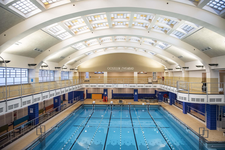 Veilig zwemmen in Oostelijk Zwembad Rotterdam